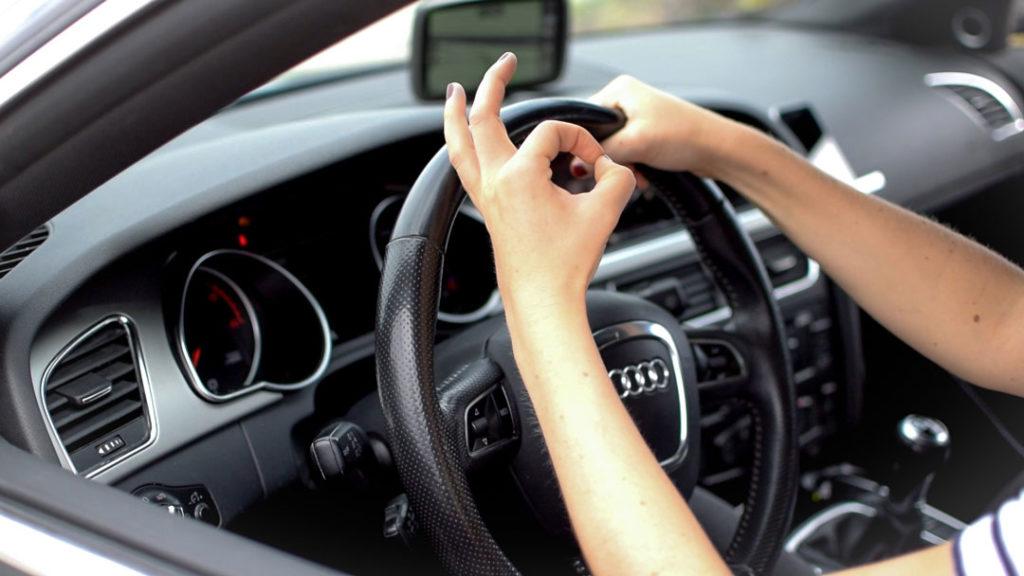 Autofahren Übungen