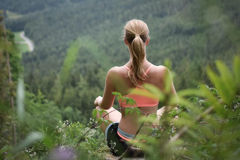 Yoga Dehnen Beweglichkeit