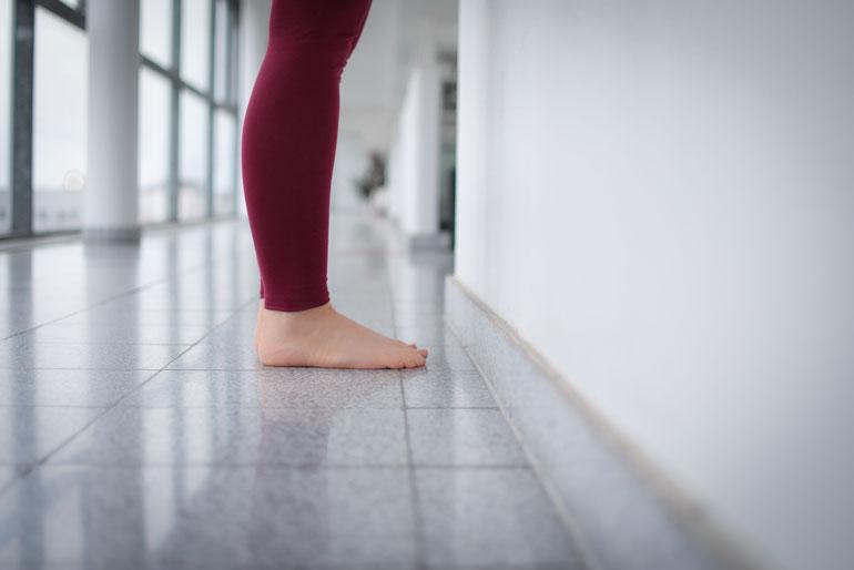 geschwollene Beine