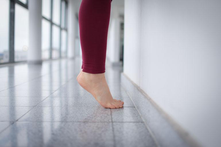 Beinvenen übungen