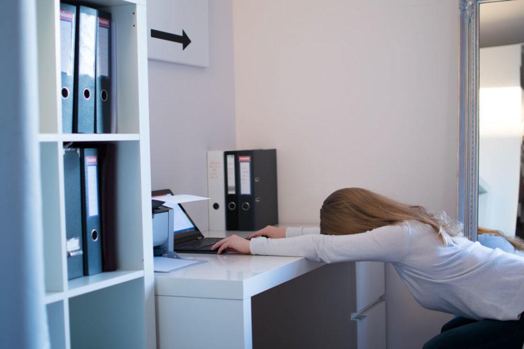 Übungen Schreibtisch