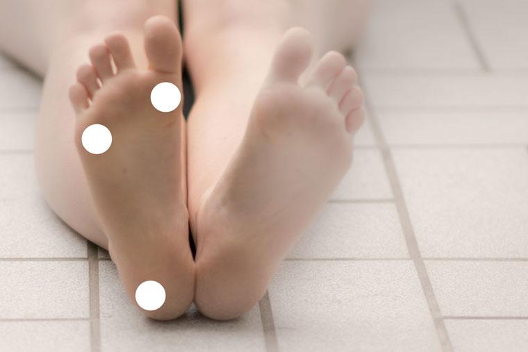 Fußmuskulatur stärken